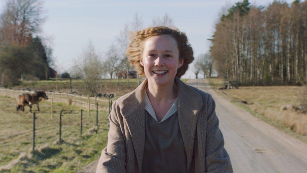 Die junge Astrid (Alba August) © Erik Molberg Hansen/DCM