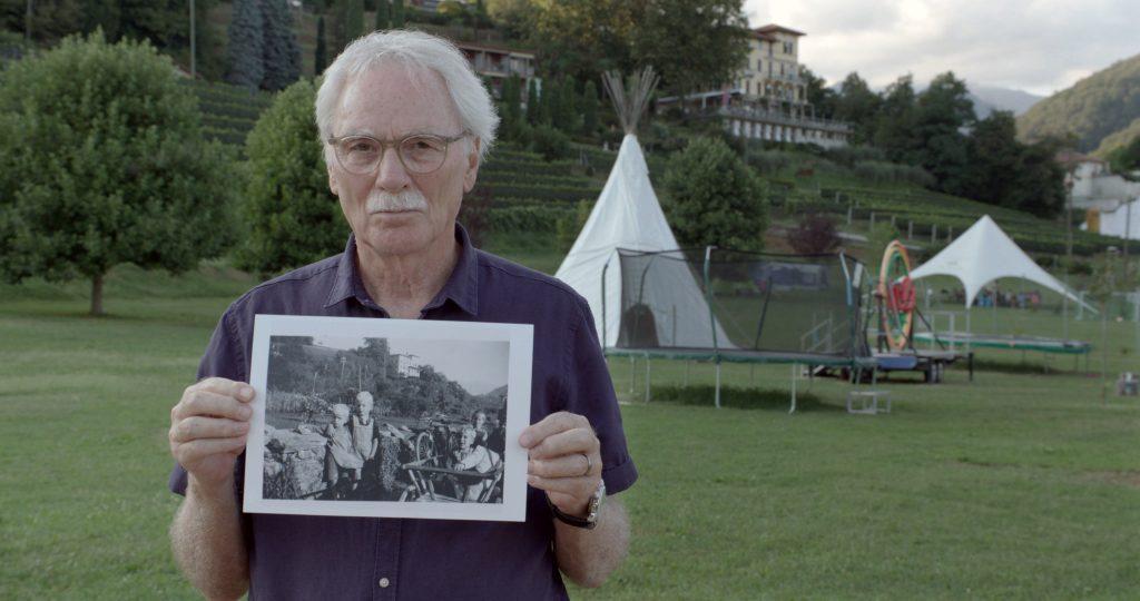 Sergio Devecchi wurde 1947 als «uneheliches Kind» in die «Stiftung Gott hilft» nach Pura abgeschoben © Calypso Film AG