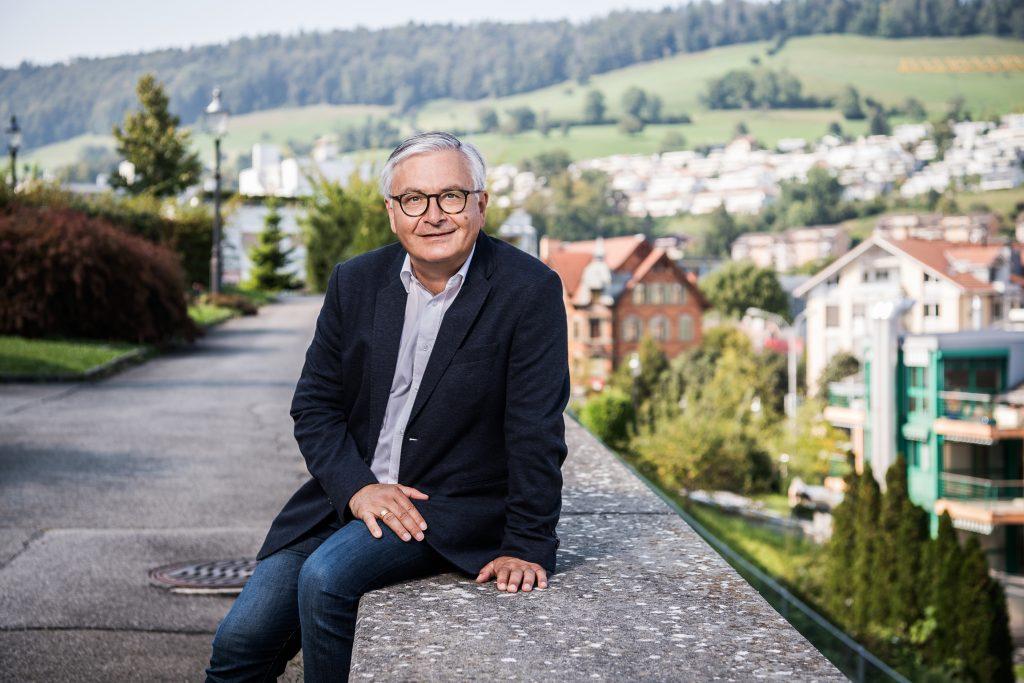 Bernhard Waldmüller, 2020 © SRF/Marion Nitsch
